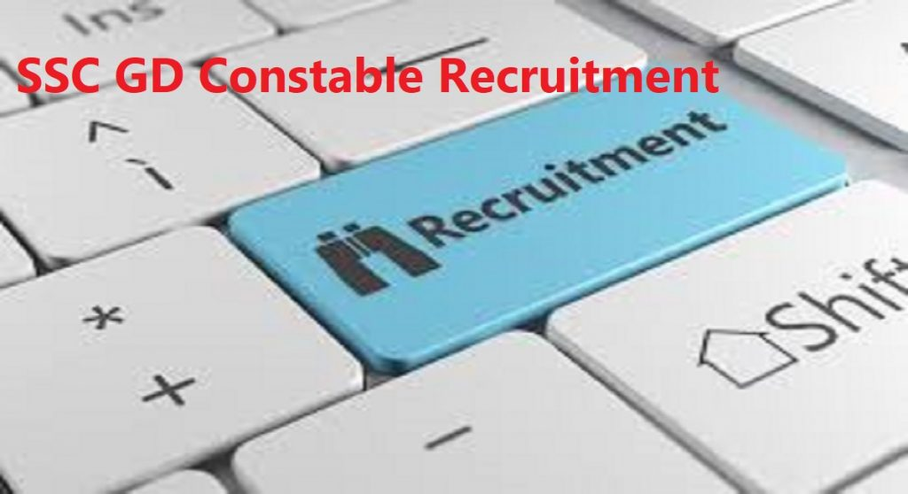 SSC GD Constable Recruitment 2020 Notification Apply Vacancy Eligibility SSC GD Constable Syllabus Model Questions Papers